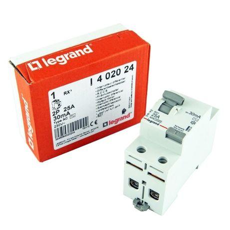 Wyłącznik różnicowoprądowy typu AC 402024 firmy LE