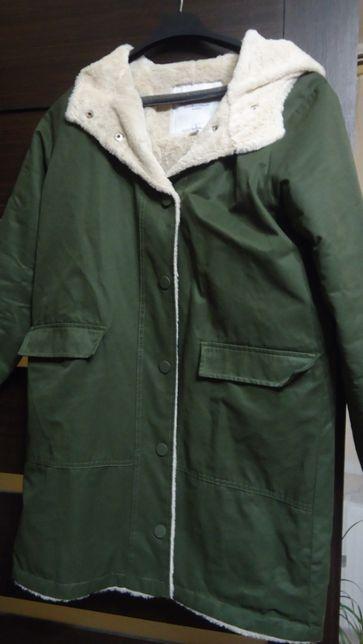 Тепла куртка!