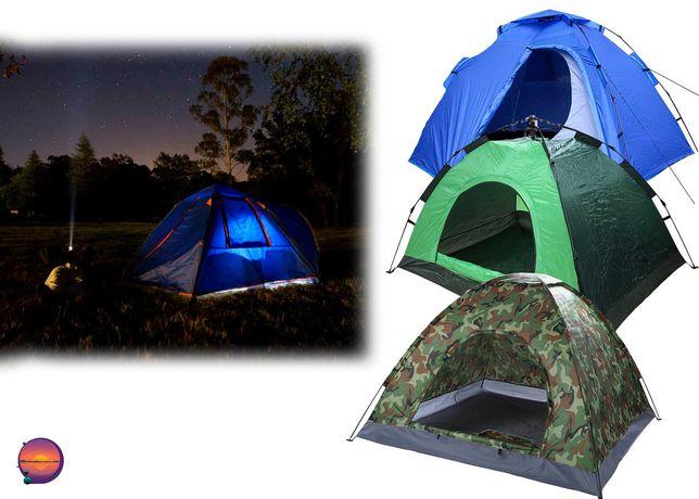 Палатка автоматическая, туристическая 2х,4х, 6ти местная, шатер