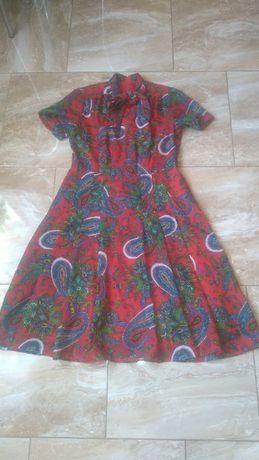Sukienka roz 38/40 wzory