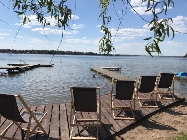 Apartament domek nad jeziorem