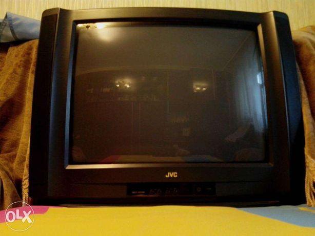 Телевизор JVC C21-ZE Пульт. Диагональ 54 см.