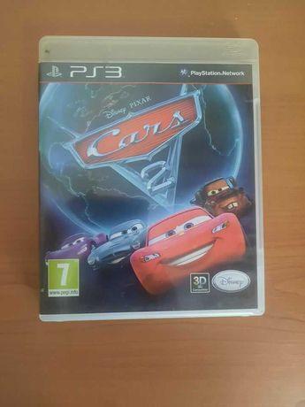 Jogo PS3 Disney Cars 2