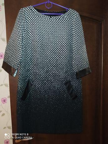 Теплое платье Gapa fashion