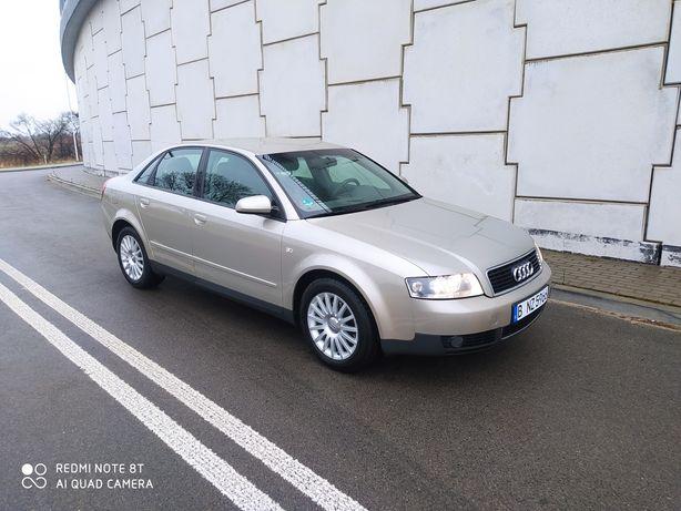 Audi a4 piękny kolor 2,0 z Niemiec serwisowany