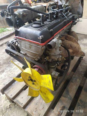 Двигатель 405, ГАЗель 16-кл 2.5 л, мотор Волга