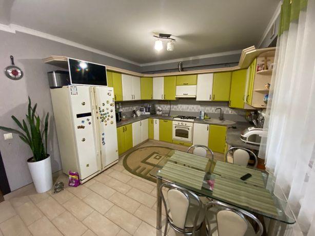 кухня + холодильник + посудомийка