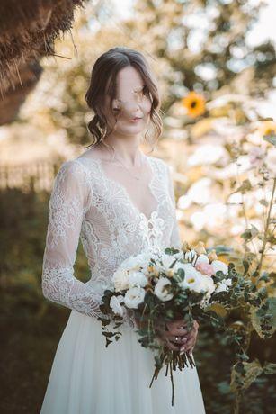 Suknia ślubna na wzór Diana Soho