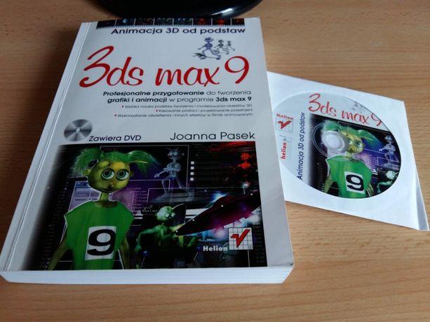 3ds max9 DVD w zestawie