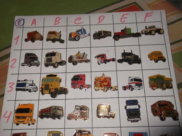 (E)Pins de Camiões