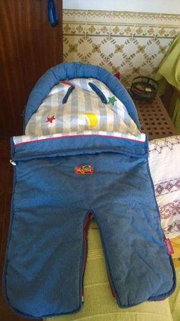 Ninho/saco/macacão para ovo ou cadeira