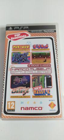 PSP gra Namco Museum Battle Collection polskie wydanie
