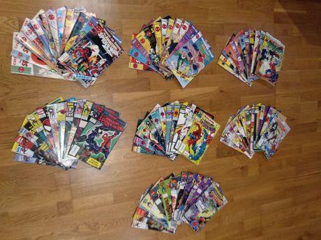 Spider-Man cala kolekcja na roczniki 91,92,93,94,95,96 97,98