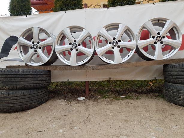 Felgi Aluminiowe OZ Audi A5 R17 5x112 ET26 8J