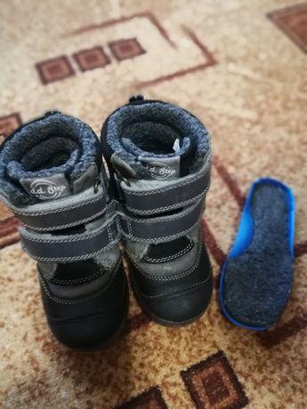 Зимние ботинки на мальчика фирмы d.dStep
