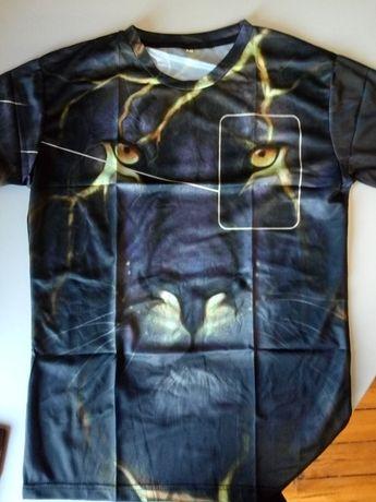 Camisas / TSHIRTS estampadas supercool novas 100% polyester