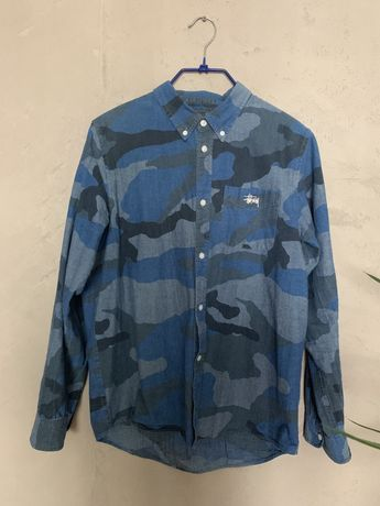 Рубашка кофта футболка STUSSY ripndip dickies polar