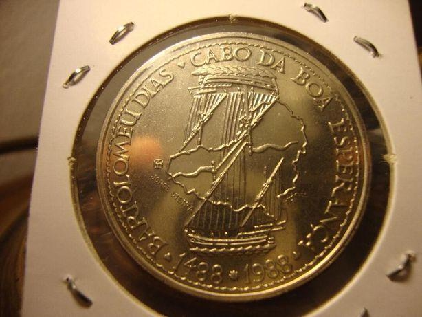 Moeda 100 Escudos Cupro-Níquel 1988 Bartolomeu Dias