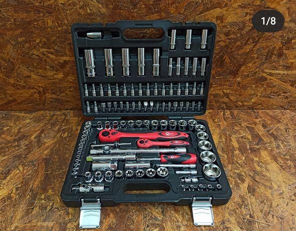 Профессиональный набор головок инструментов Intertool 108 ед интертул