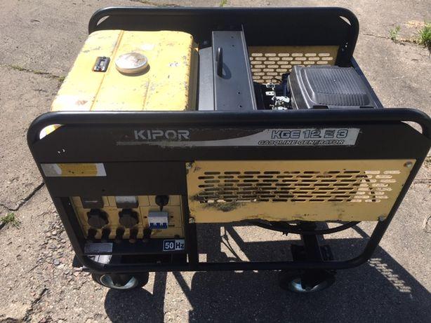 Agregat prądotwórczy KIPOR KGE 12 E3 10KW