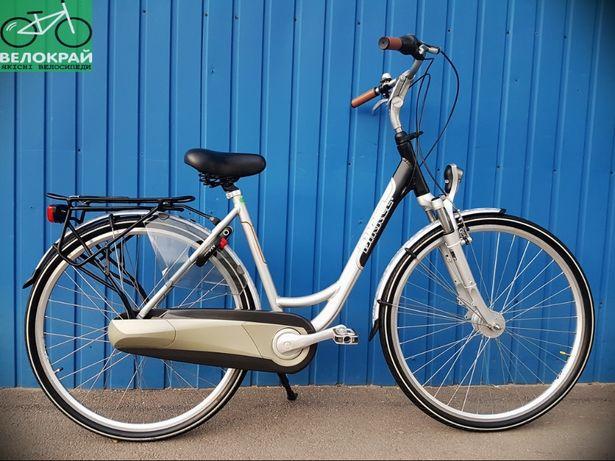 Міський велосипед дамка Bikkel планетарна втулка Shimano 8шв #Велокрай