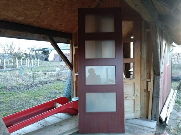 Drzwi 60cm Skrzydło dodatkowe bez klamki