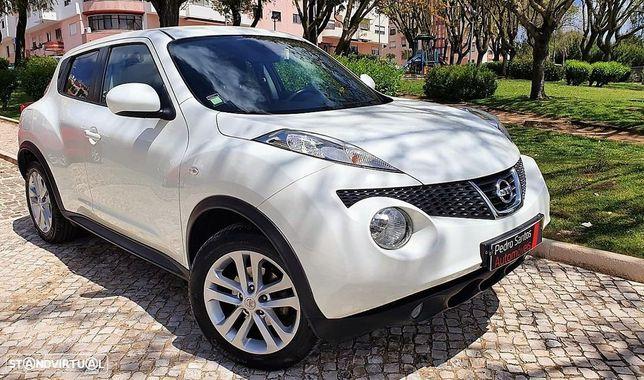 Nissan Juke 1.6 i Eco Tekna Sport