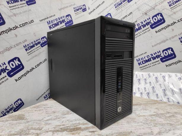 Системный блок, Intel Core i3-4130, 8 Гб ОЗУ, 500 Гб HDD, 1 Гб Video