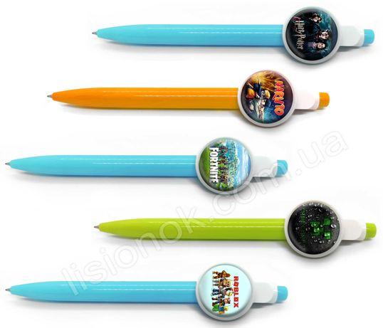 Шариковая ручка бравл старс, амонг ас, Влад а4, фортнайт, Наруто