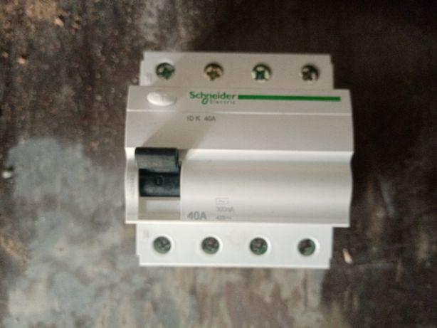 Wyłącznik różnicowo prądowy 300 mA nowy