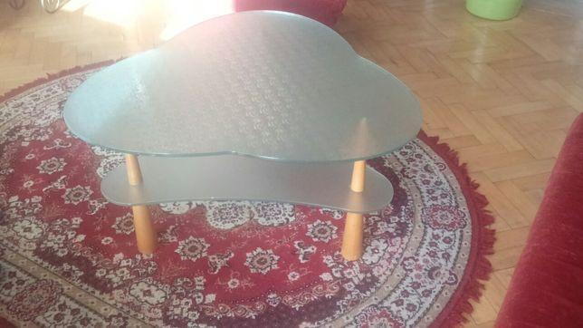 Szklany stolik - ława