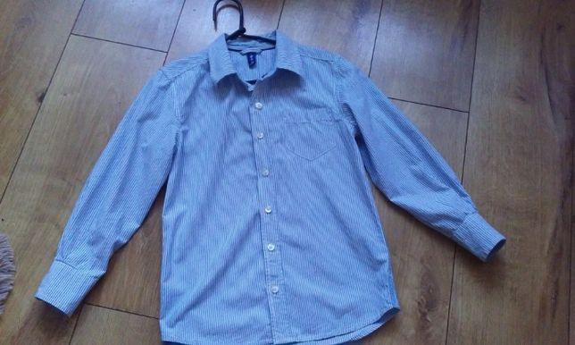Koszula chłopięca rozm 128