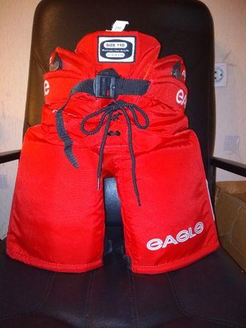 Шорты хоккейные красные