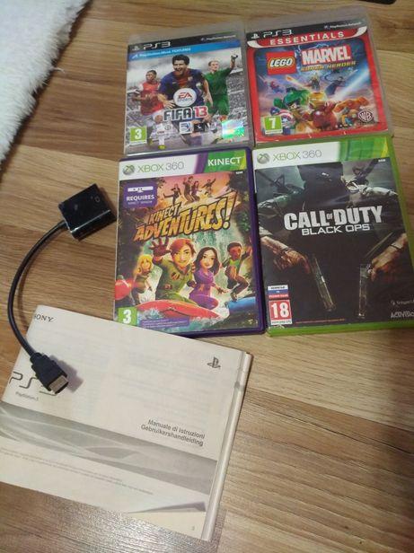 Диск для XBOX 360 Kinect Adventures