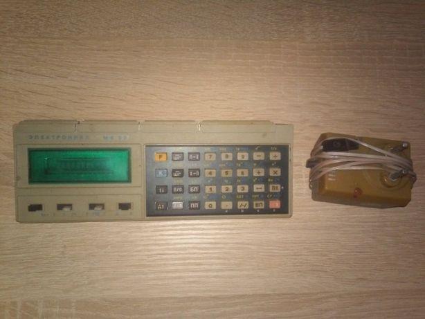 Калькулятор Электроника МК 52 программируемый, неработающий