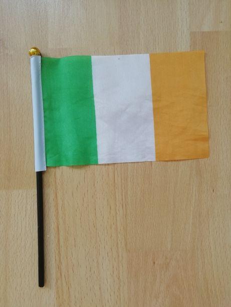 Mała flaga Irlandii