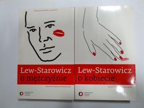 Lew - Starowicz o kobiecie, o mężczyźnie