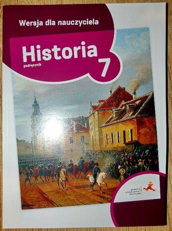 Historia kl 7 GWO książka nauczyciela