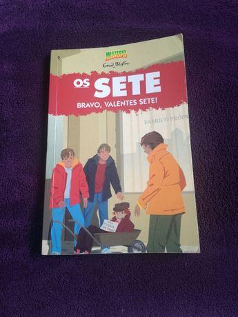 Vendo Livro Os Sete