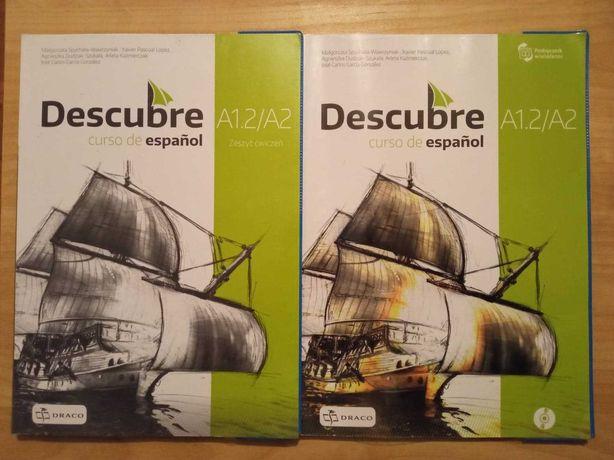 Descubre język hiszpański A1.2/A2 Draco