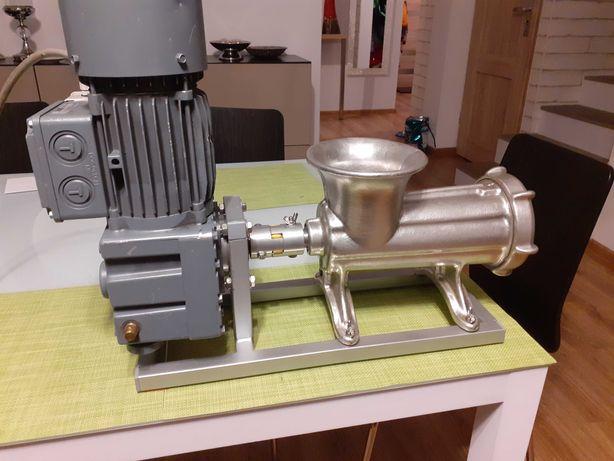 Maszynka alfa 32 motoreduktorem