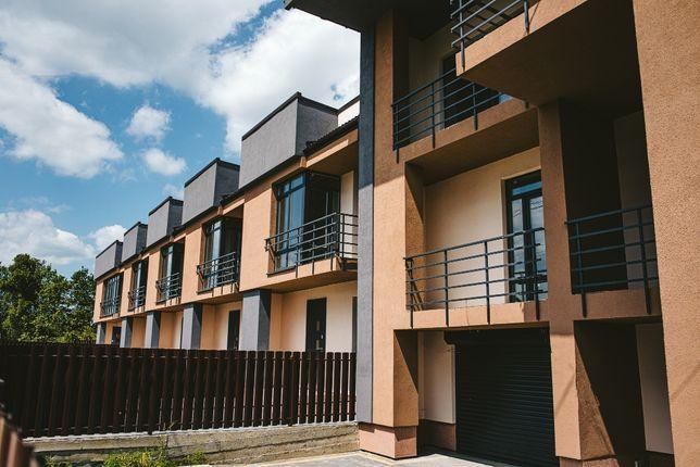 Продаж котеджів і квартир з ділянкою і гаражем в Бірках від 55000$