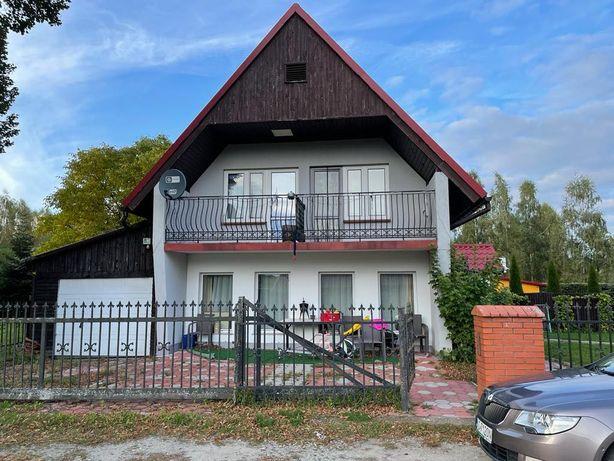 Posiadłość z Dwoma domami na Mazurach 300 m2 nad jeziorem