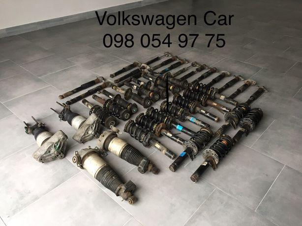 Стойка пружина пневмо Volkswagen Passat Touareg 7l6412022t 3c0413031aa