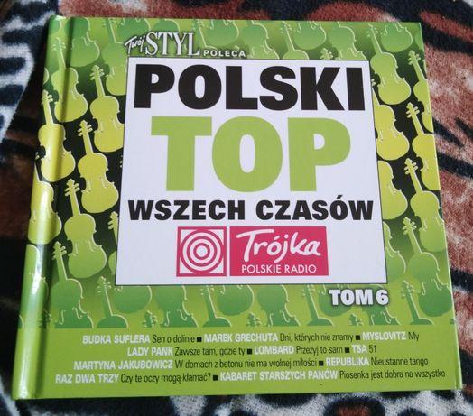 CD - Polski Top Wszech Czasów TOM.6