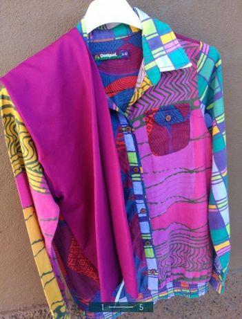 Conjunto blusa e leggings Desigual