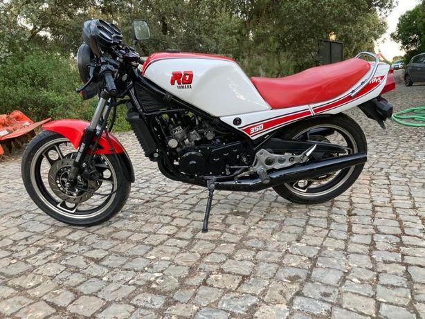 Yamaha RD 350 YPVS N1