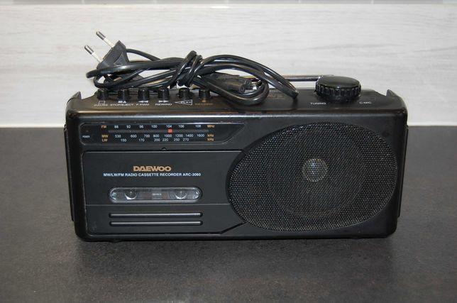 Radiomagnetofon Daewoo ARC3060 - sprawny