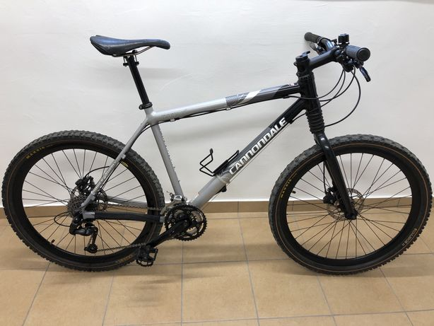Rower cannondale 26
