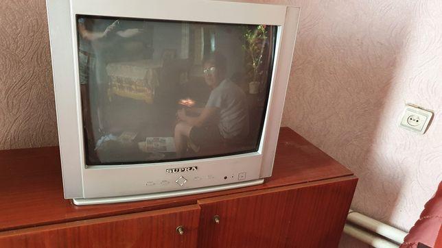 Телевизор Supra цветной